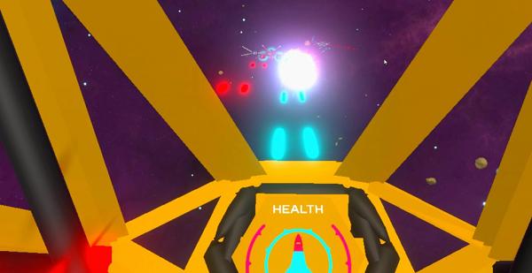 VR太空射击游戏「Space Shooter VR」上线Oculus应用商店