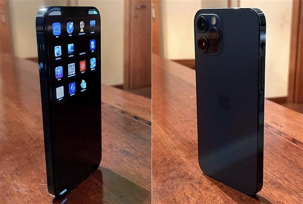 iPhone  12 Pro原型机泄露:系统不是iOS