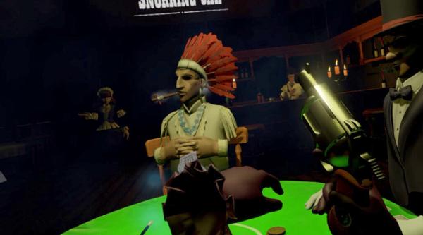 """""""俄罗斯轮盘赌""""游戏「Bullet Roulette VR」即将登陆PSVR"""