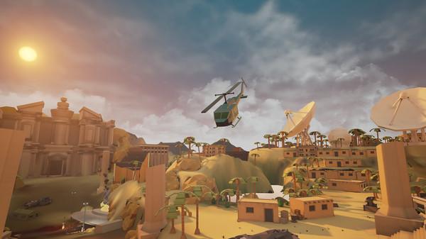 战场指挥官:VR塔防游戏「Out of Ammo」1.1.1版上线Oculus应用商店