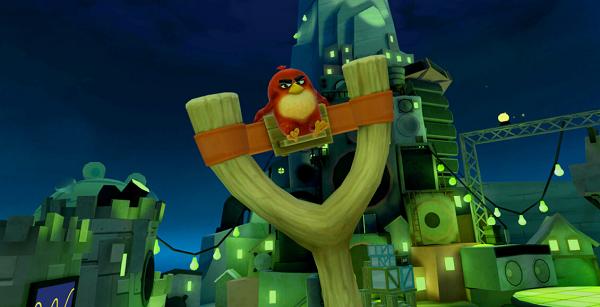 分辨率游戏公布《愤怒的小鸟VR:猪岛》《烹饪:三明治故事》最新消息