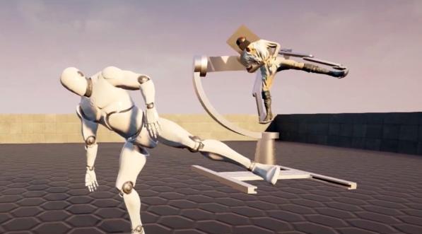 可实现VR物理运动:德企业家Marcel Reese发明VR外骨骼力反馈设备