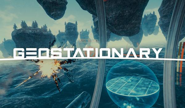 孤胆英雄:VR射击游戏「Geostationary」登陆Oculus应