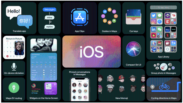 iOS 14.4更新家族桶发布升级了吗?