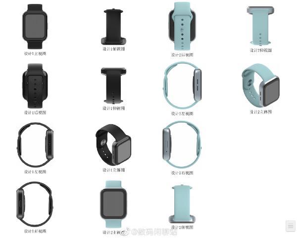魅族首款智能手表曝光:外形长这样
