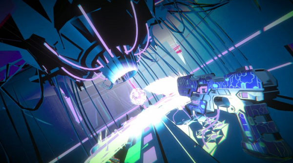 "VR动作射击游戏「Pistol Whip」DLC""2089""已上线PSVR"