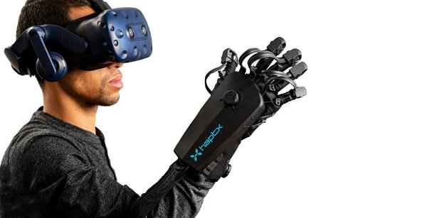 VR触觉手套触觉手套DK2已经发布