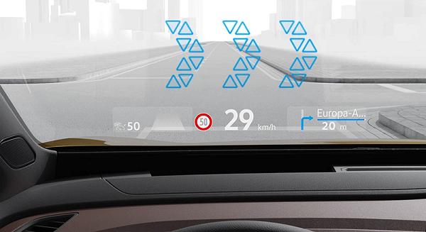 大众推出AR HUD 将首推纯电动ID.3和ID.4车型