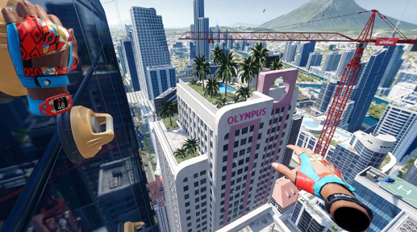 VR攀岩游戏「The Climb 2」Quest 2版即将发布