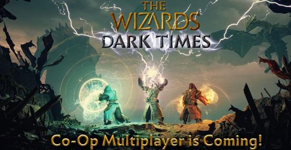 VR魔法冒险游戏《巫师-黑暗时代》多人团队功能即将推出