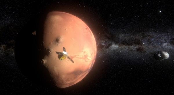 VR火星车体验「火星任务」上线Oculus应用商店
