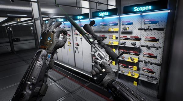 VR动作射击游戏「Zero Caliber:Reloaded」即将登陆Oculus Quest