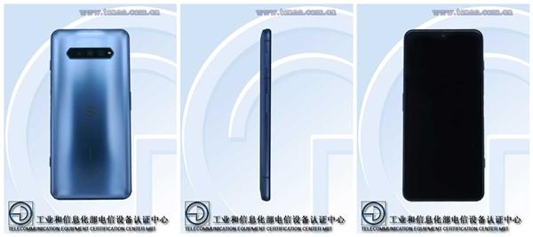 黑鲨新旗舰新机进网:Snapdragon 870加持设计大不相同