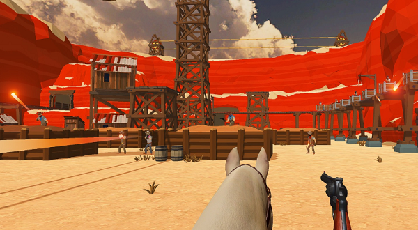 西部枪战题材VR射击游戏「Wild Gun」登陆Oculus应用商店