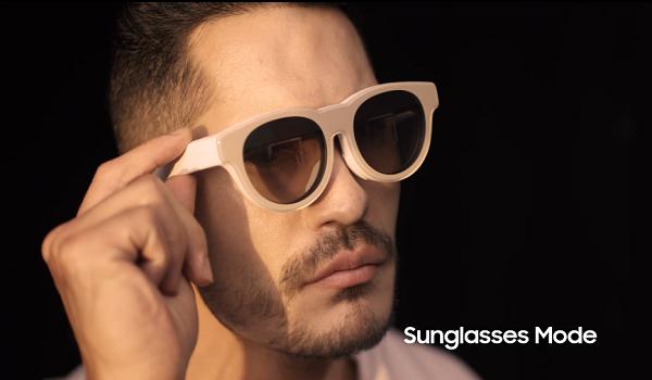 三星新款AR眼镜概念视频曝光 外观时尚轻薄