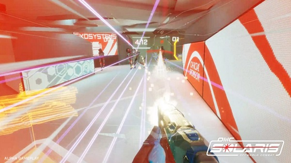 VR射击游戏「Solaris Offworld Combat」将于今年春季发布PSVR版本