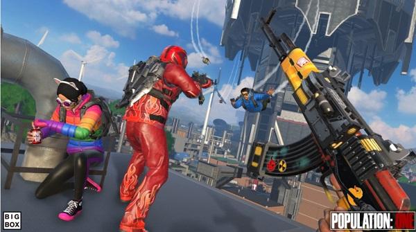 """VR""""吃鸡""""游戏「Population: One」的""""Season 1""""版将于本月上线"""