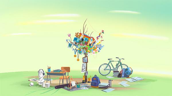 VR动画《娜姆欧》发布最新预告片