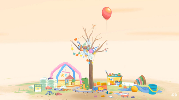 VR动画「Namoo」发布最新预告片