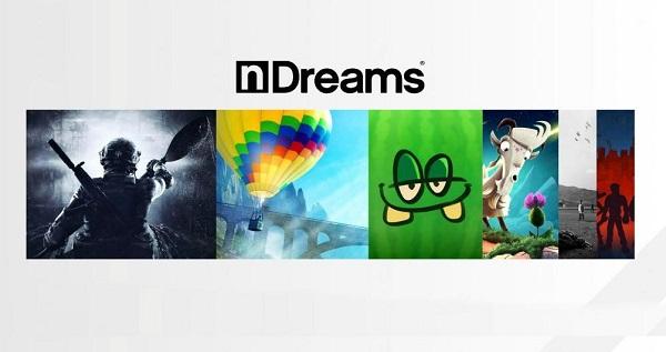 英国游戏工作室nDreams设立了一个200万美元的虚拟现实游戏开发基金
