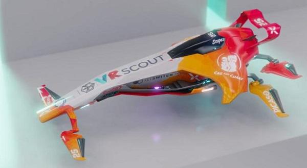 VR赛车游戏《Z-race》3月2日登陆Steam
