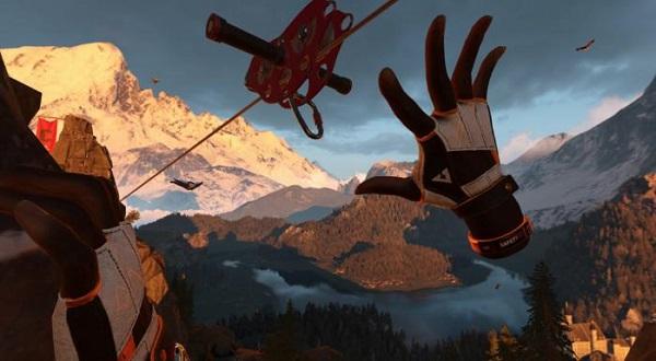 VR攀岩游戏「The Climb 2」3月4日登陆Oculus Quest