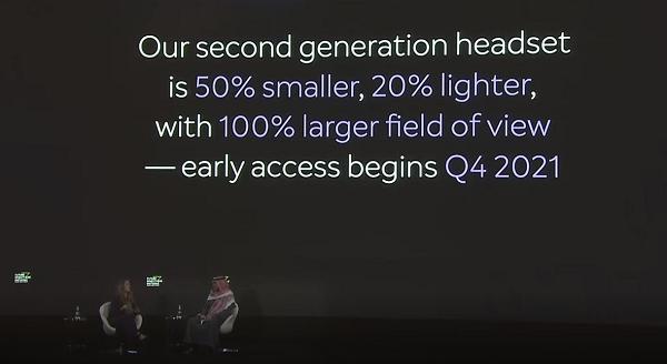 Magic Leap第二代企业级AR头显将于年底发布