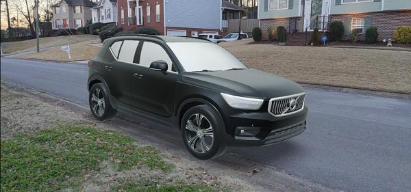 """沃尔沃汽车推出""""创新门户"""" 与Unity一起提供XC40汽车ar模型预览"""