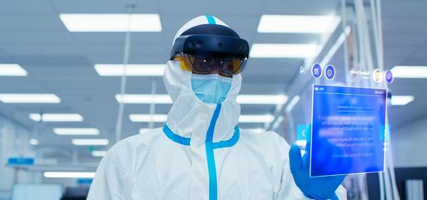 微软发布了4950美元的全息透镜2工业版 聚焦于制药和半导体制造公司