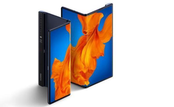 余承东力挺Mate Xs:体验最好的折叠屏手机