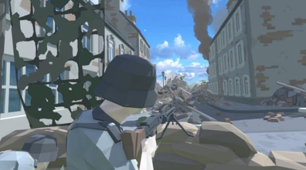 VR军事射击游戏《英雄的日子——:D日》于3月11日登陆Steam