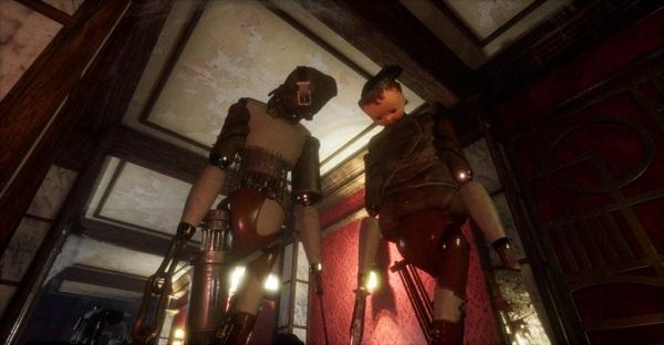 VR恐怖游戏「A Wake Inn」将于2月25日发布