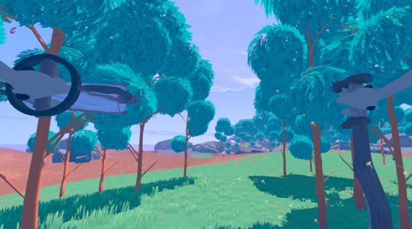 """PSVR独家:VR探索游戏""""风树叶""""即将发布"""