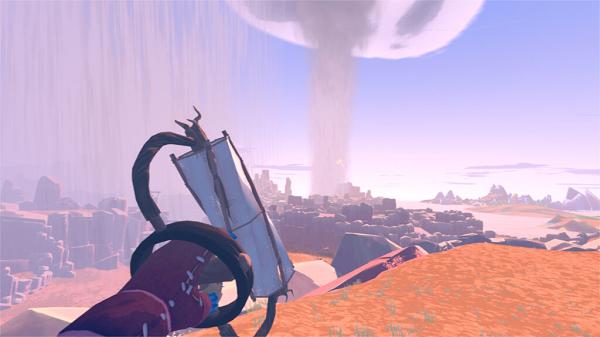 PSVR独占:VR探索游戏「Winds&Leaves」即将发行