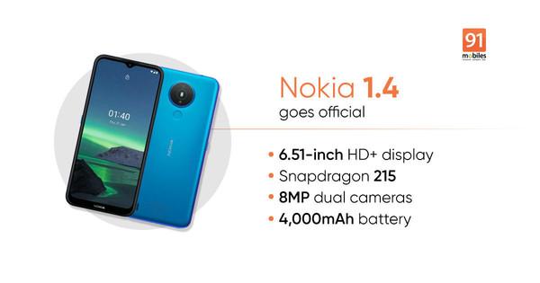 诺基亚新机发布:搭载Snapdragon 215售价99美元