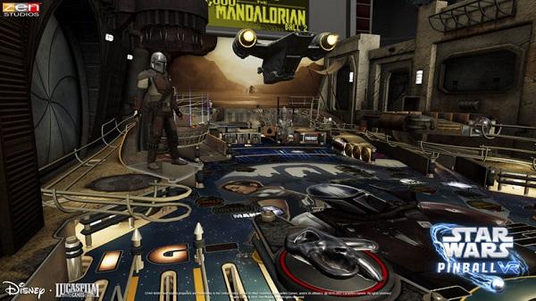 VR弹珠游戏「Star Wars Pinball VR」即将登陆Steam、PSVR平台及Oculus应用商店