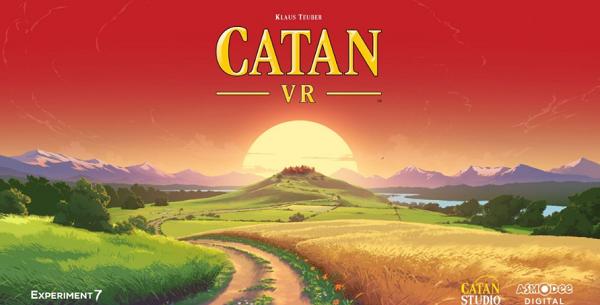 虚拟现实棋盘游戏《卡坦虚拟现实》登陆Oculus Quest