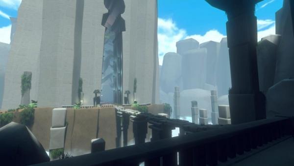 VR动作冒险游戏《Naau:迷失之眼》抢先体验版即将上线Steam