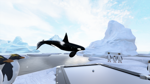 Steam体育模拟类游戏「高尔夫台球VR」上线NOLO VR应用商店