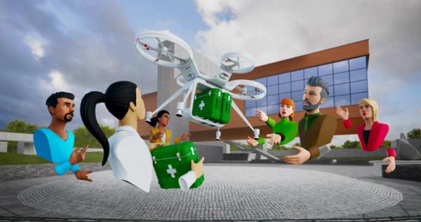 Oculus Quest版VR远程协作应用Glue上线Oculus应用商店