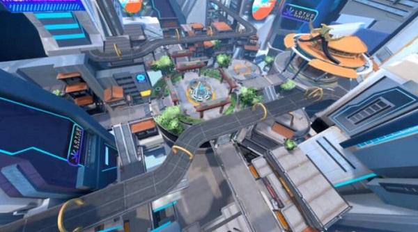 VRMMORPG游戏《天顶》发布最新预告片