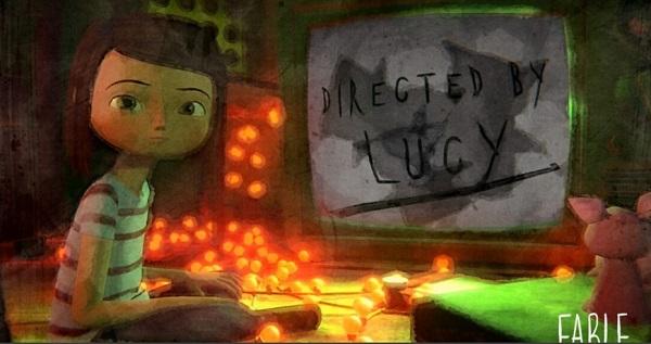 """以""""墙中之狼""""虚拟人物""""露西""""为主题的VR短片在圣丹斯电影节首映"""