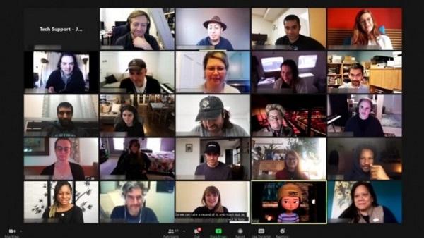 """以「墙壁里的狼」虚拟角色""""露西""""为主题的VR短片在圣丹斯电影节首映"""