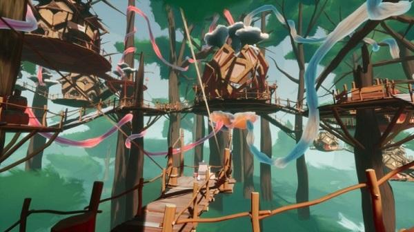 VR冒险游戏「Maskmaker」发布最新预告片