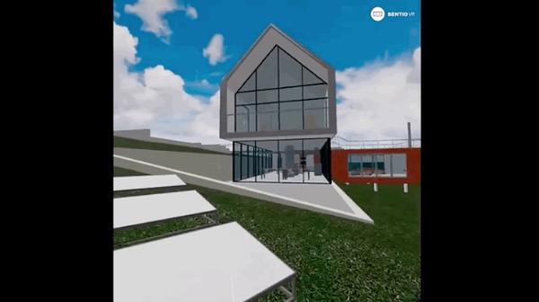 VR建筑应用「SENTIO VR」登陆App Lab