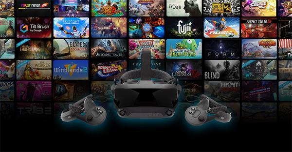 Steam销量榜:「英灵神殿」六连冠 Valve Index第四
