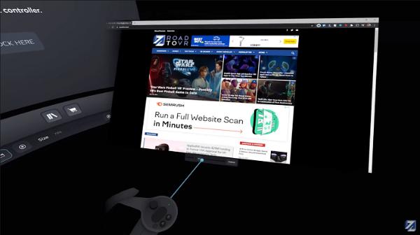 SteamVR Beta v1.17.2更新,加入独立应用焦点和控制器停靠功能
