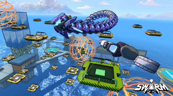 VR射击游戏「Swarm」计划将于今年夏天登陆Steam