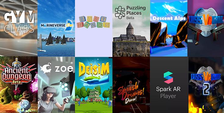 「Gorilla Tag」等数十款Oculus Quest全新内容上架App Lab