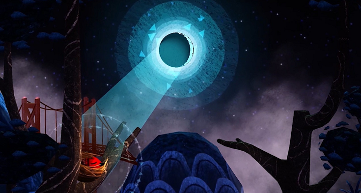 VR休闲游戏「Luna」登陆Oculus应用商店